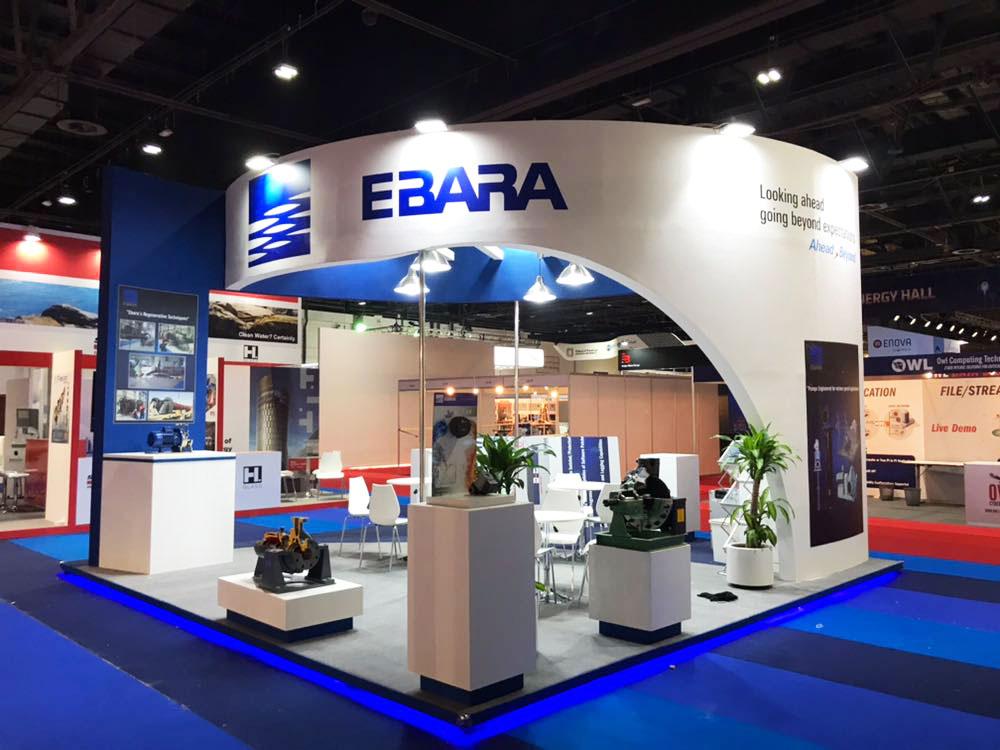 wetex ebara stand