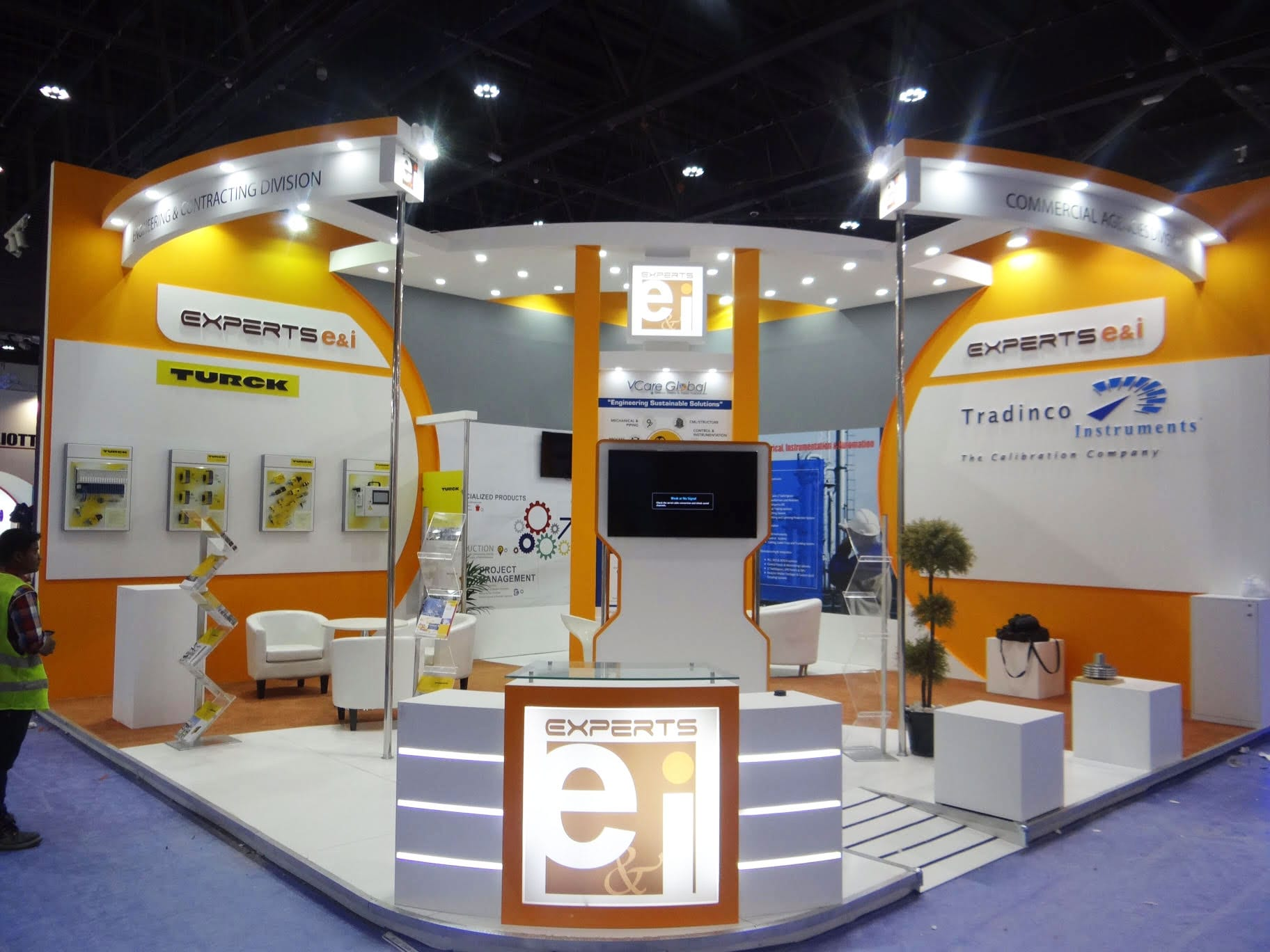 experts e&i exhihibition