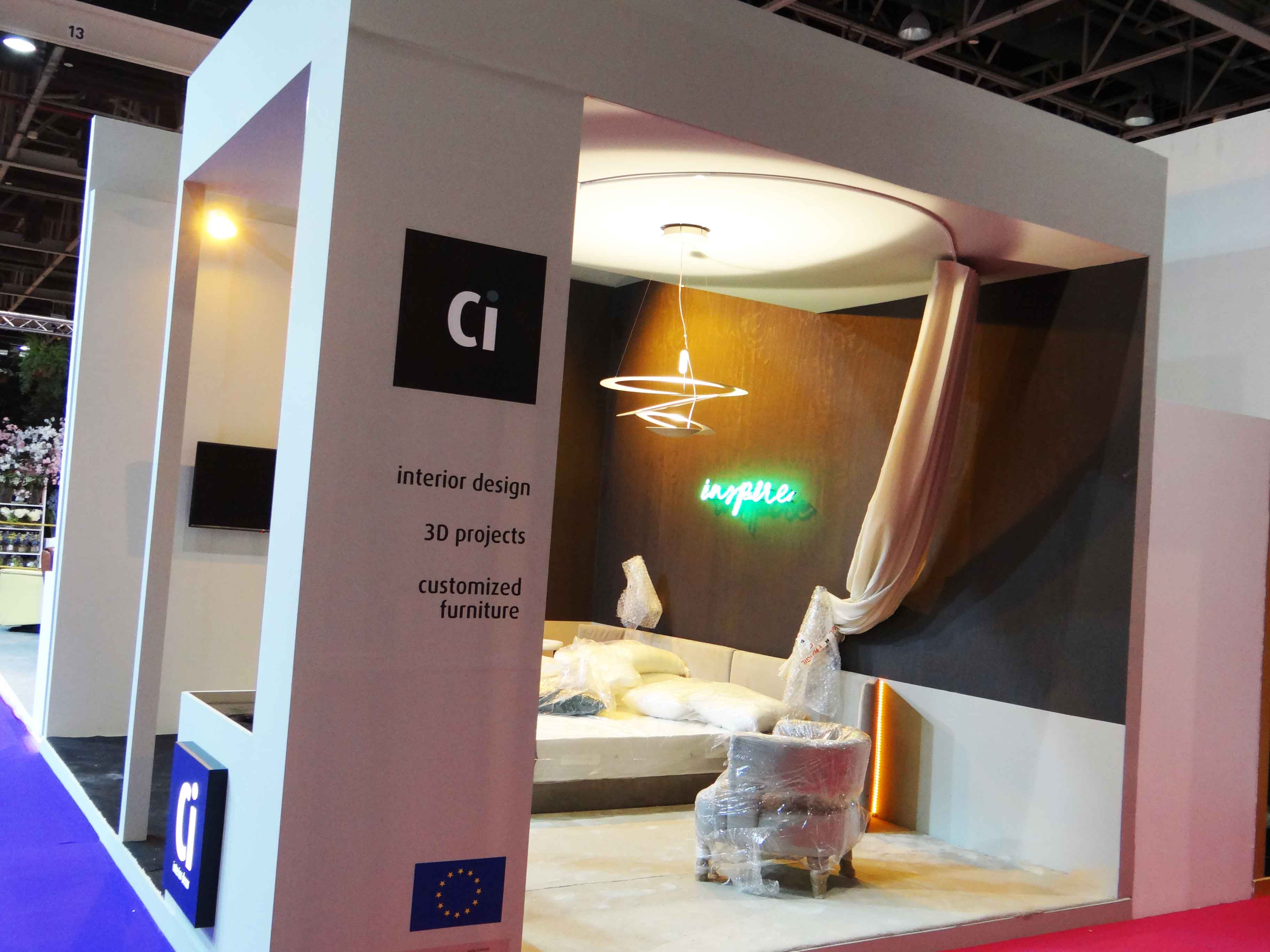 Exhibition stand builders dubai