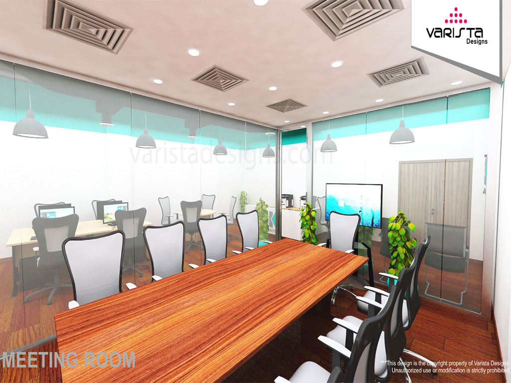 SK CONTRACTING office interior design fitout in dubai