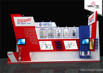Dison tec llc exhibition stall design dubai