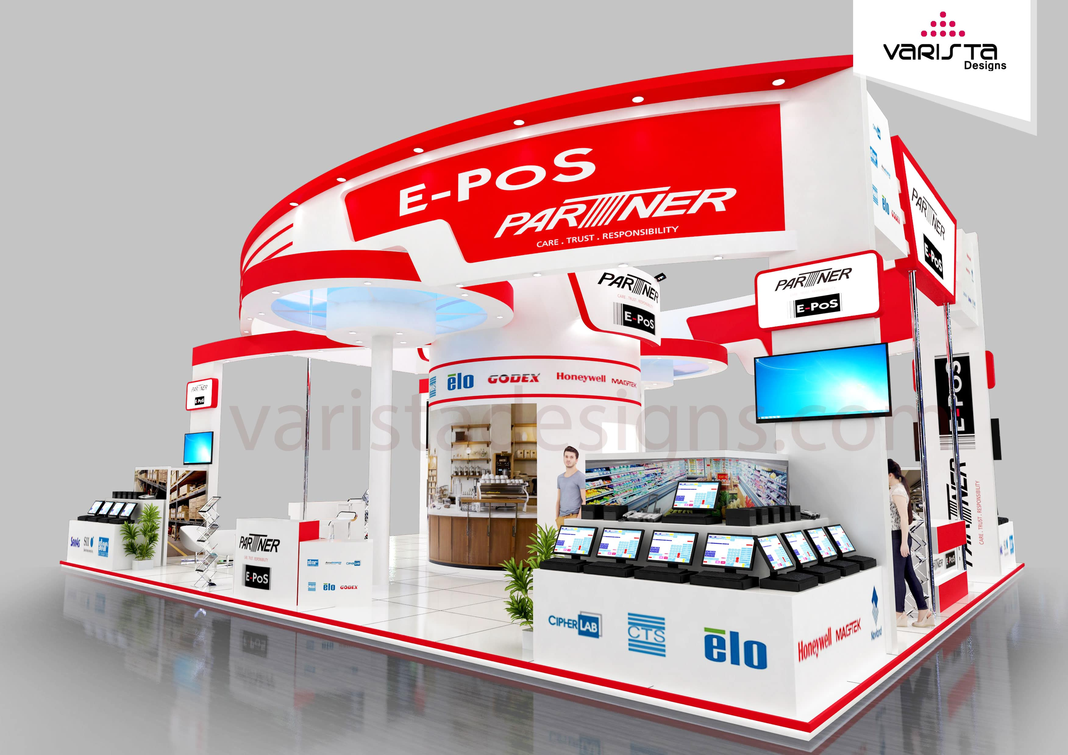 epos partner exhibition stand builders at gitex dubai