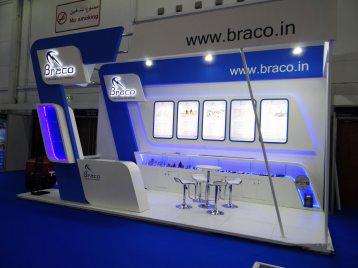 best exhibition stand contractors in dubai