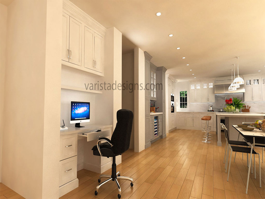 Modular interior Kitchen Design
