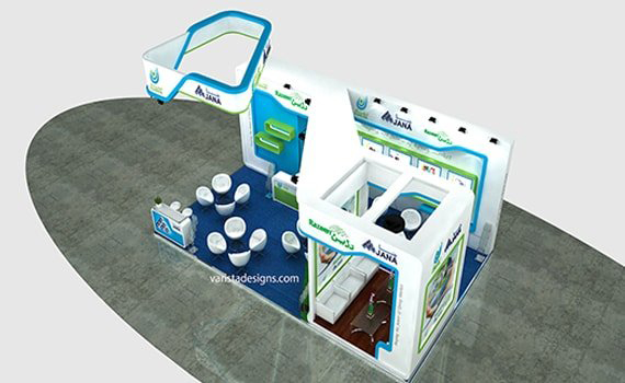 exhibition stands contractors uae