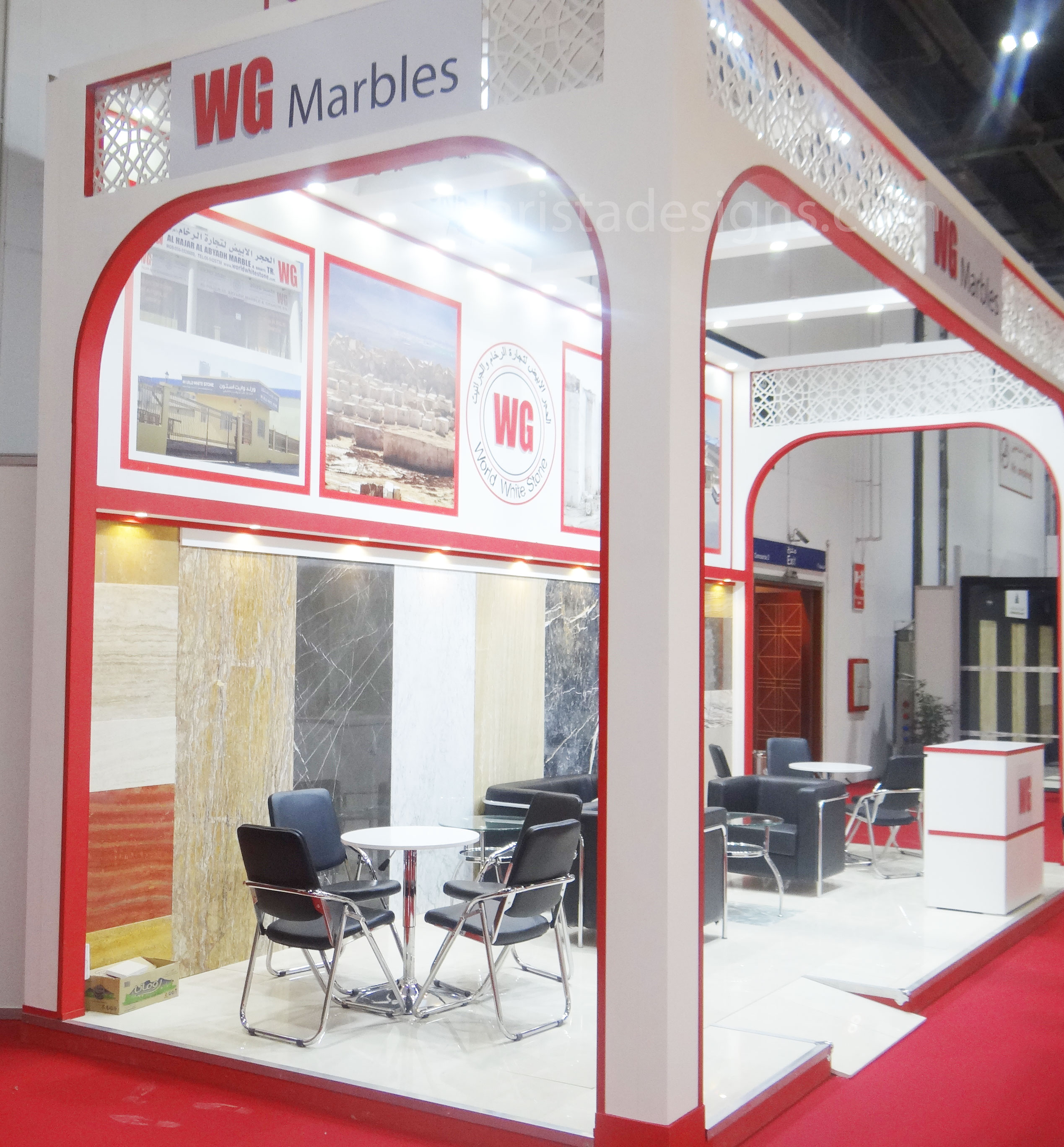 Exhibition Stand Builders In Sharjah : Professional qualified exhibition stand builders dubai