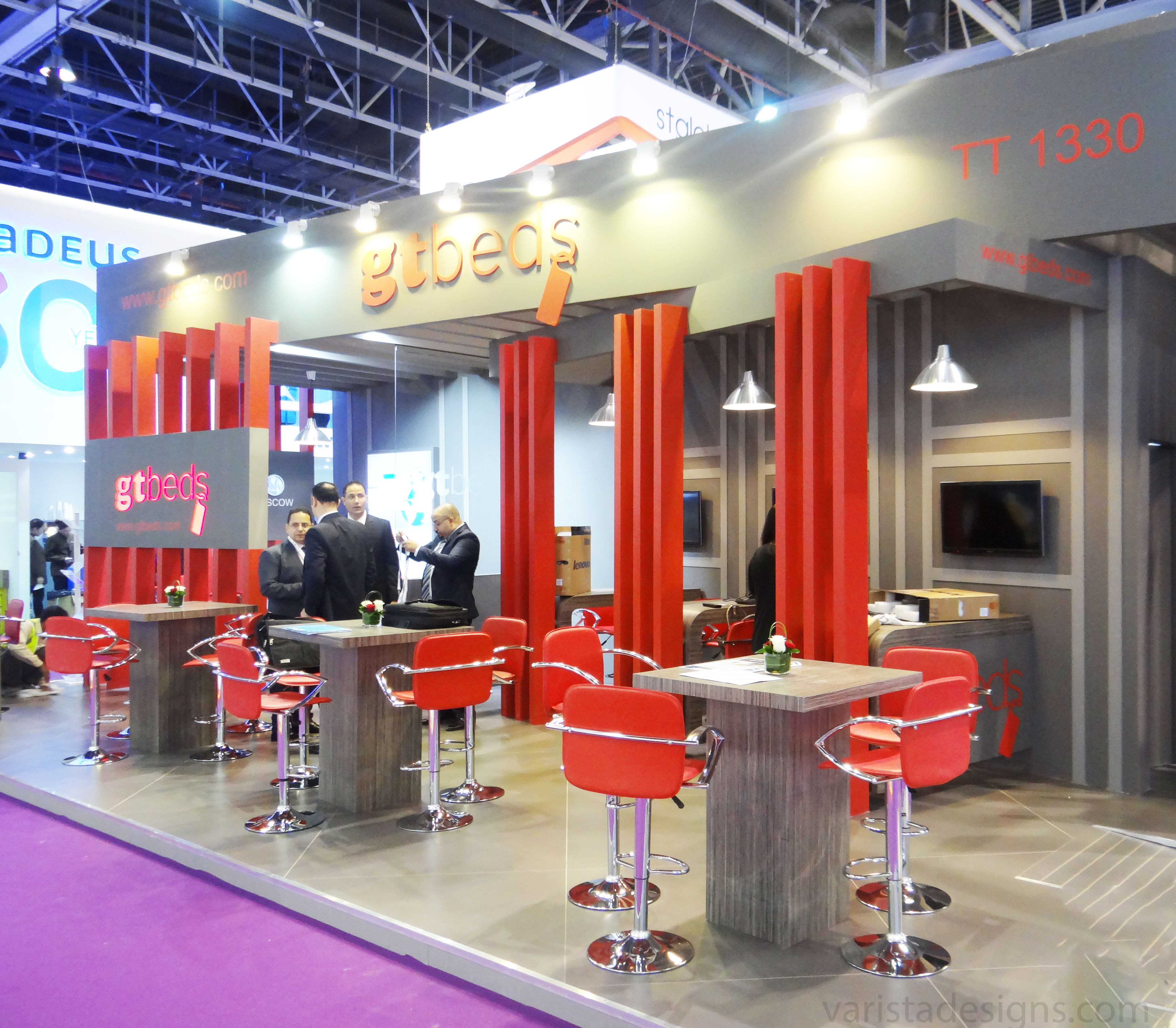 Exhibition Booth Designer : Arabian travel market exhibition booth show held at dubai