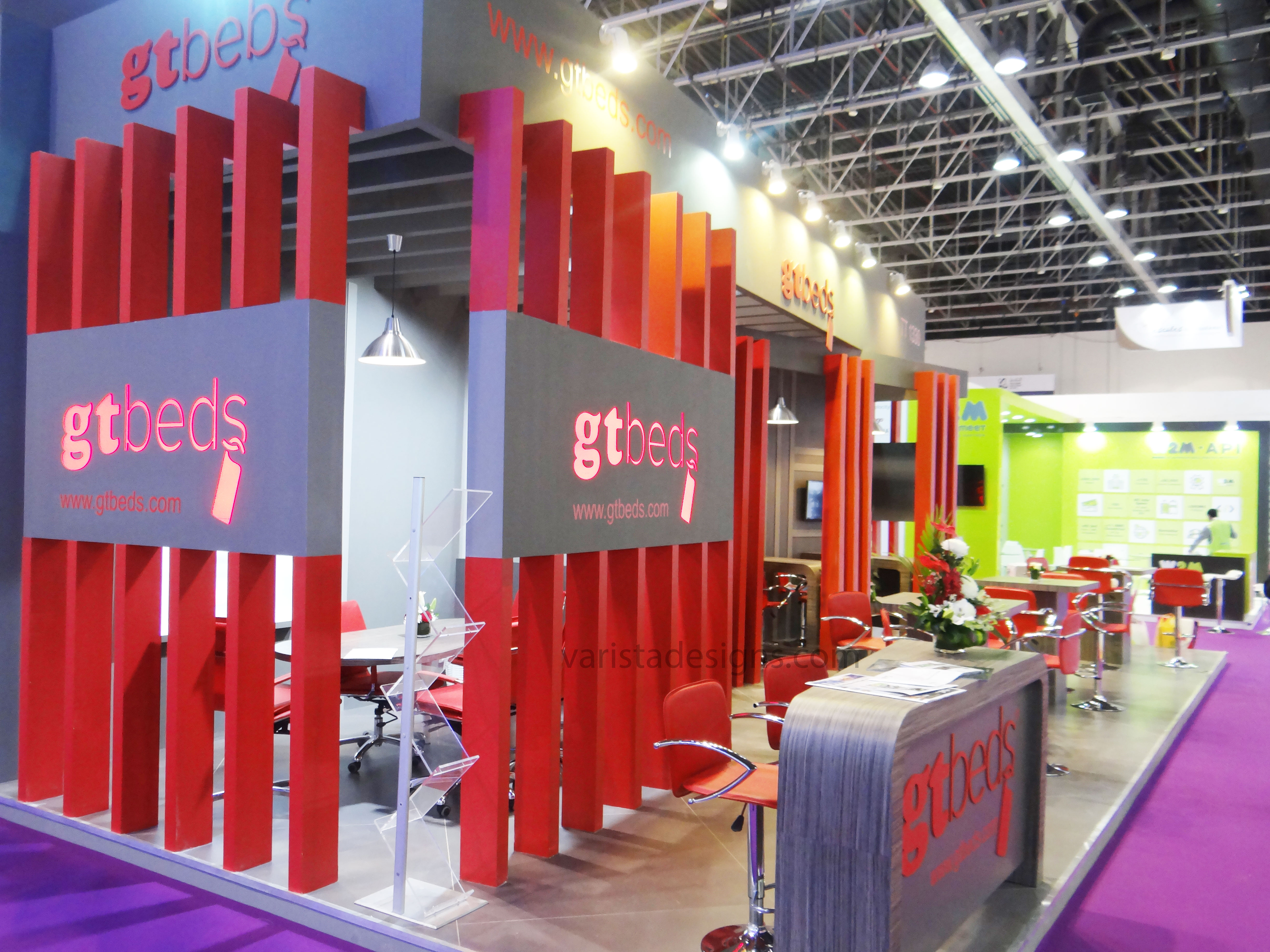 Tourism Exhibition Booth Design : Professional qualified exhibition stand builders dubai