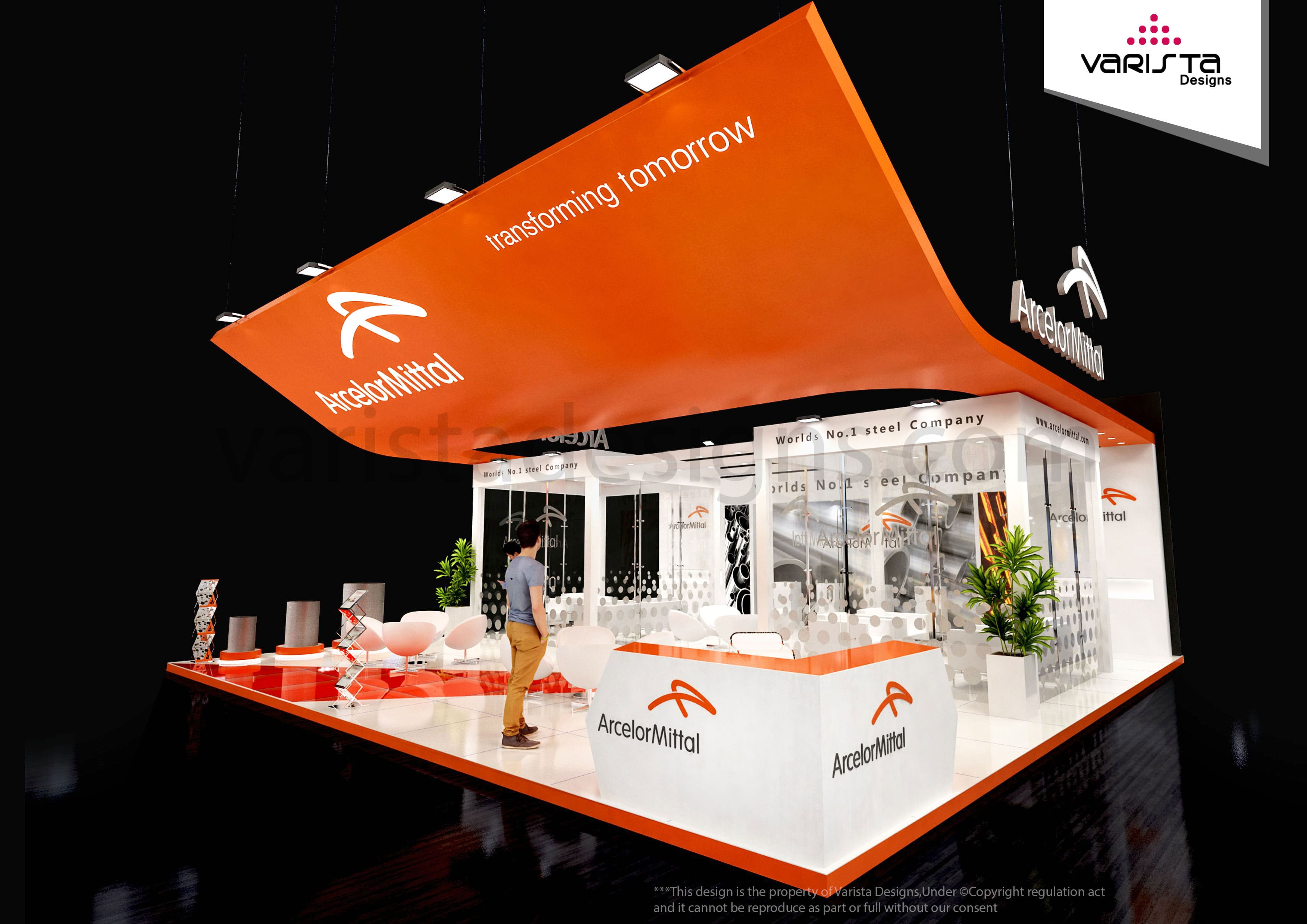 Pko Exhibition Stand Designers And Builders : Creative custom exhibition stand designers builders in