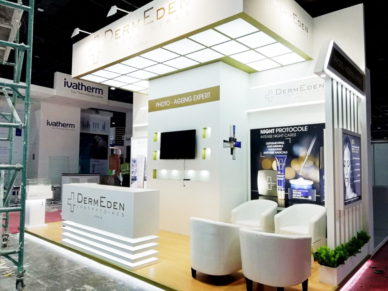 best exhibition stand builders dubai