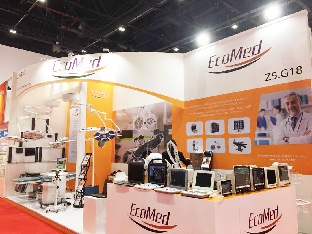 Arab health exhibition stand contractors dubai