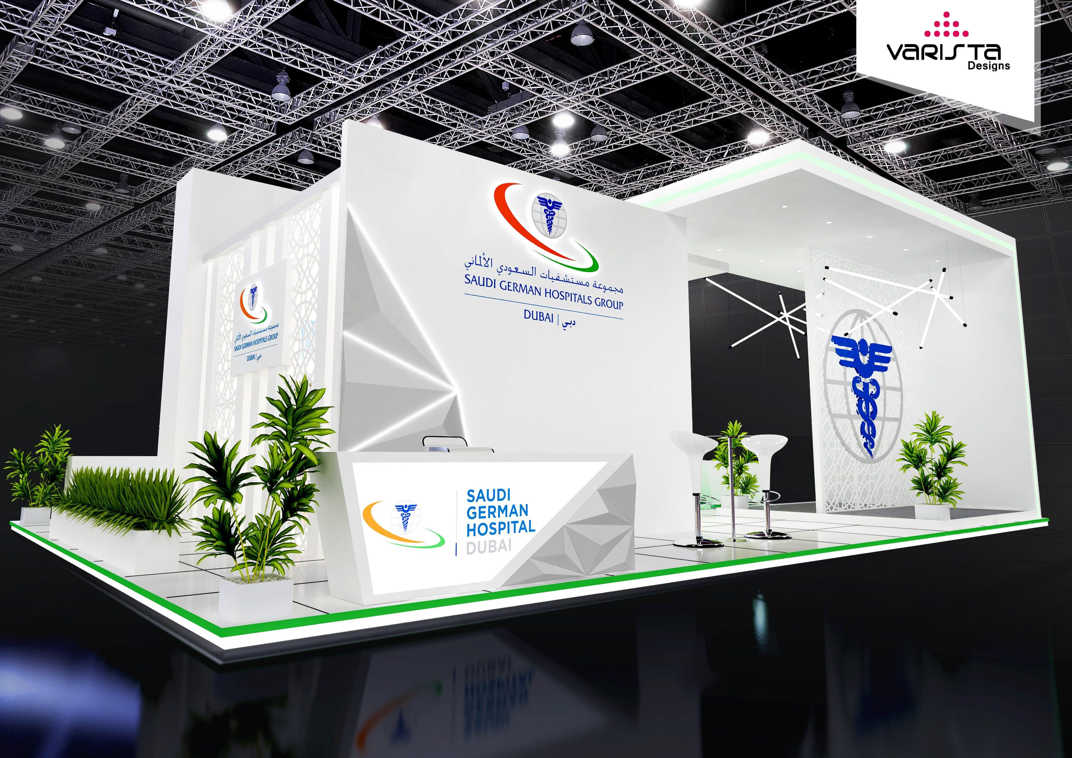 Modern Exhibition Stand Builders : High end exhibition stand designers in dubai varista designs